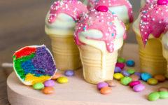 Cake-Pops-Eisbecher-Kindergeburtstag