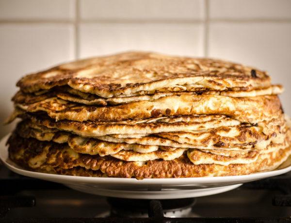 Pfannkuchen-Rezept