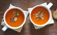 Suppe-kochen-Familie