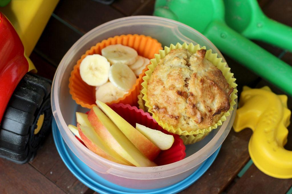 Muffins Ohne Zucker Der Perfekte Spielplatz Snack Limango Magazin