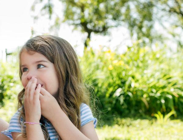 Kinder vor Mücken schützen
