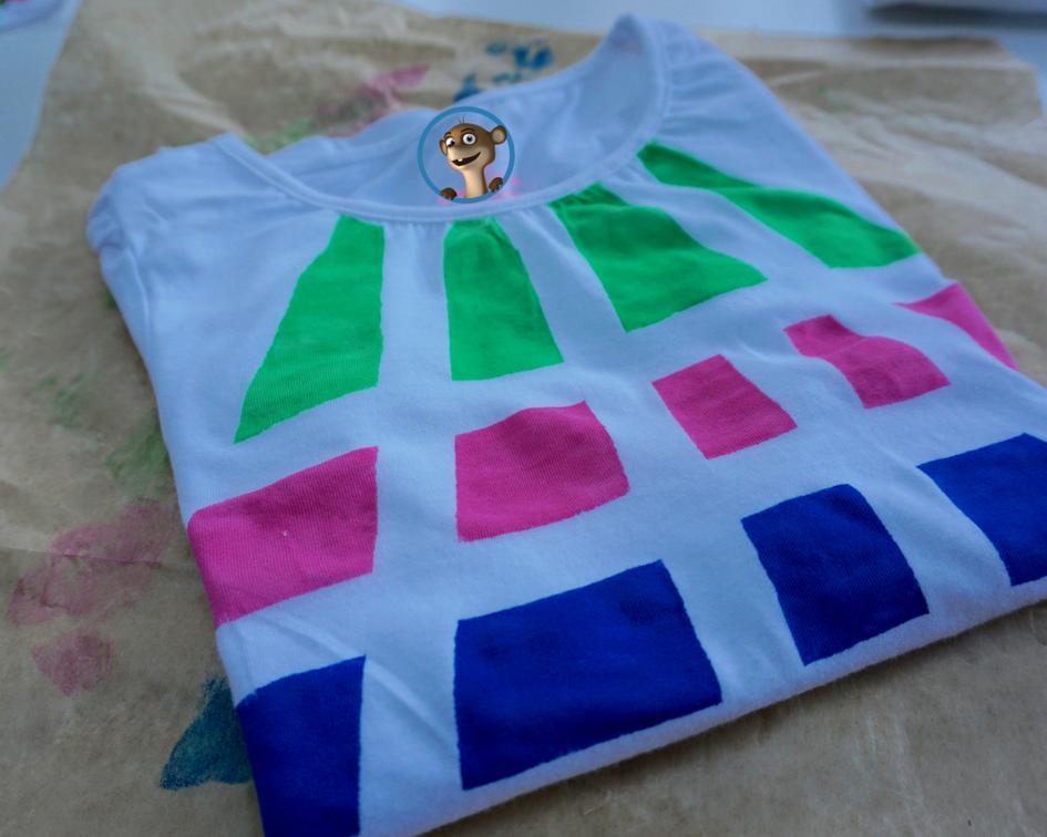 T-Shirt selbst gestalten