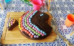 Maulfwurfkuchen Rezept