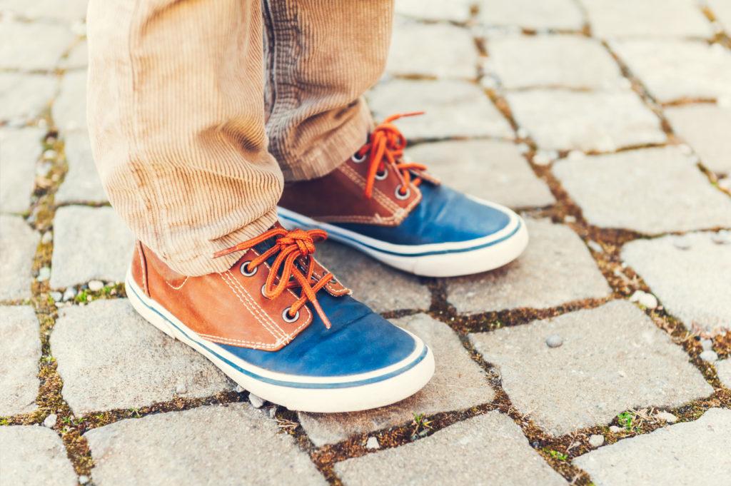 Mama-Tipps zum Schuhe putzen