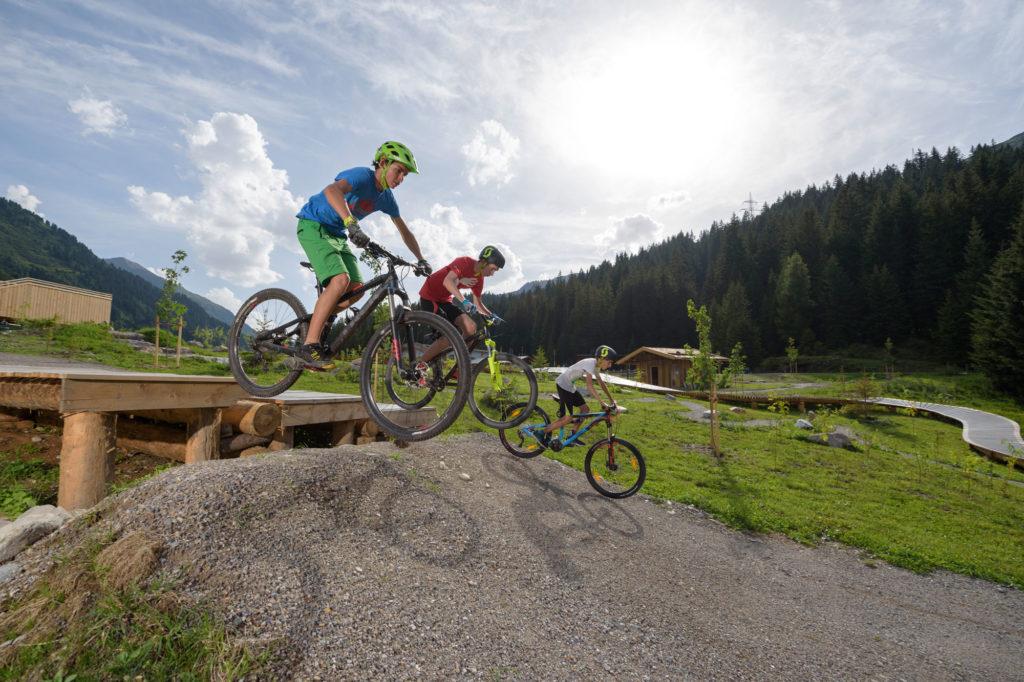 Familienurlaub in Österreich