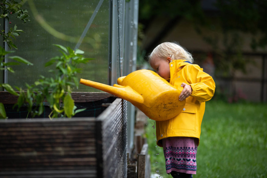 Kreativität fördern beim Kind