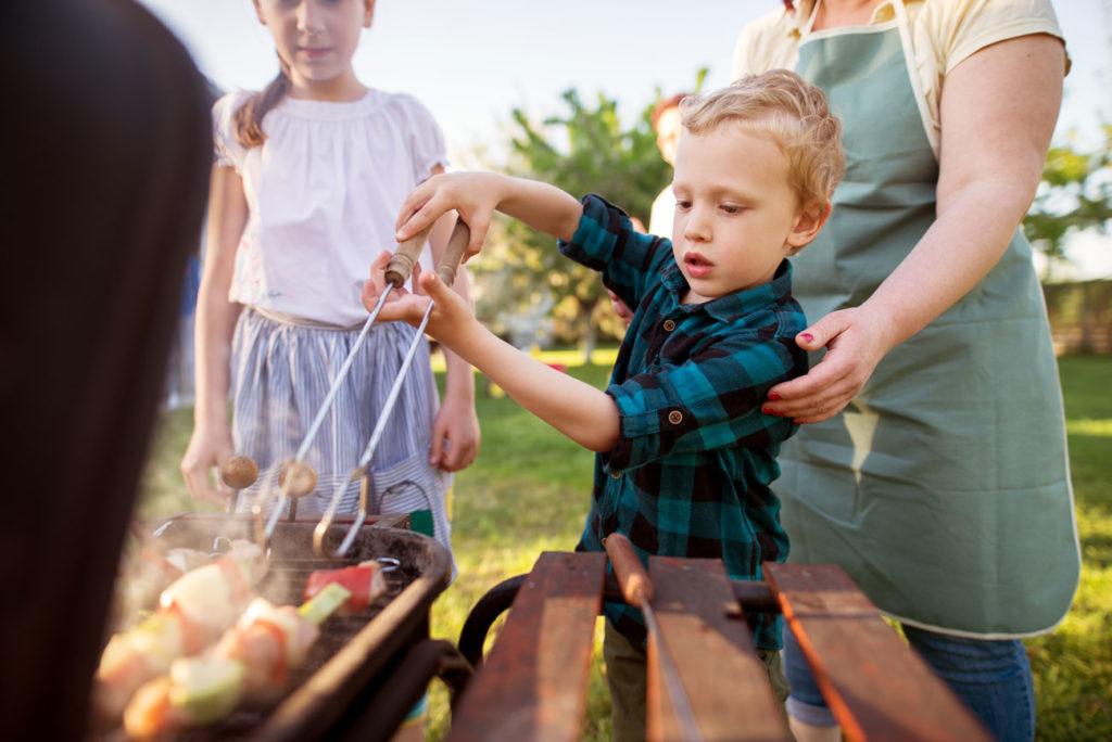 Grillideen für Kinder und Eltern